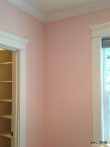 dreamy pink bedroom