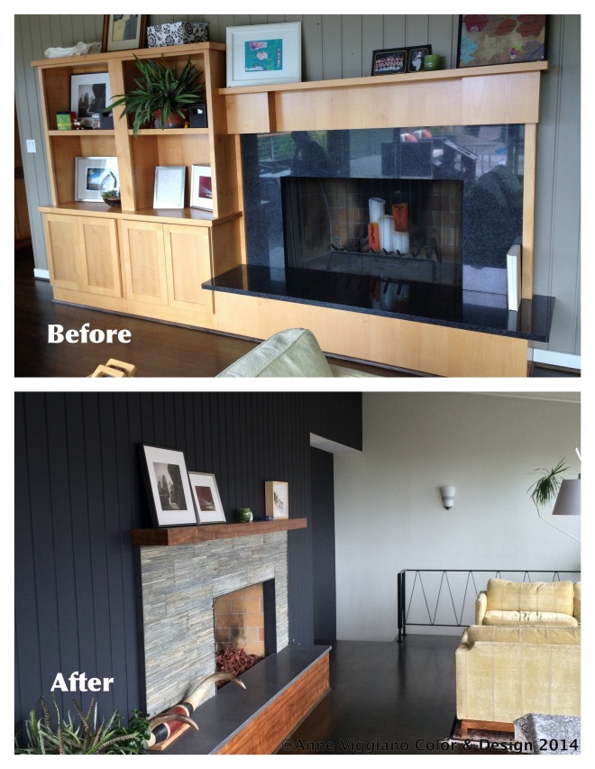 BeforeAfterFireplace