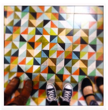 Mirth Hardwood Floor tiles